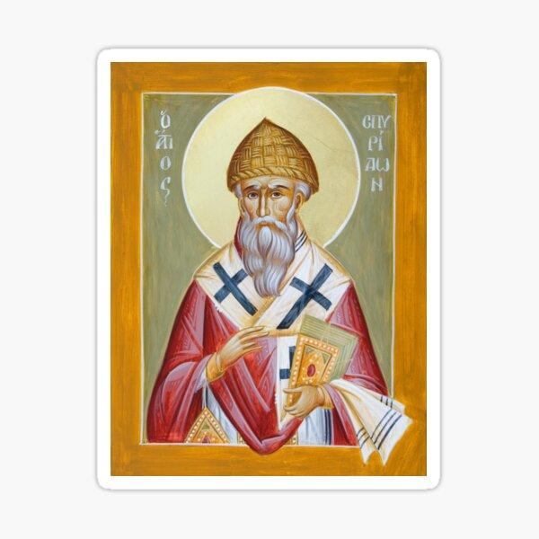 St Spyridon Sticker