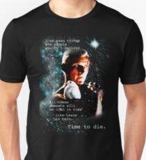 Blade Runner - Zeit zu sterben Unisex T-Shirt