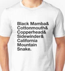 Deadly Viper Assassination Squad T-shirt T-Shirt