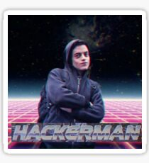 Hackerman !  Sticker