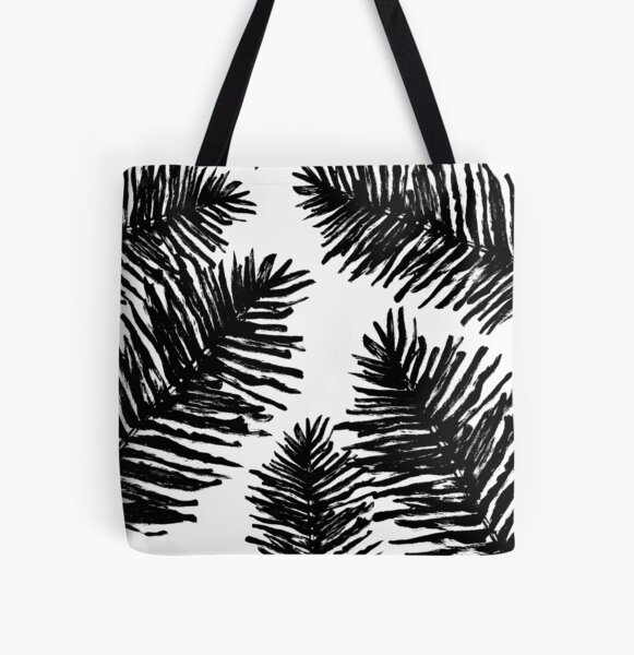 Tropical Day All Over Print Tote Bag
