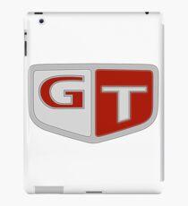 NISSAN スカイライン (NISSAN Skyline) GT Logo iPad-Hülle & Skin