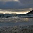 Evening rain squall. Wilsons Promontory. by johnrf