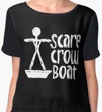 Scarecrow Boat Women's Chiffon Top