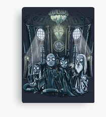 The Dark Magic Club Canvas Print