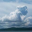 Sea Cloud by Shai Biran