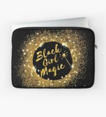 Black Girl Magic. Great gift idea Laptop Sleeve