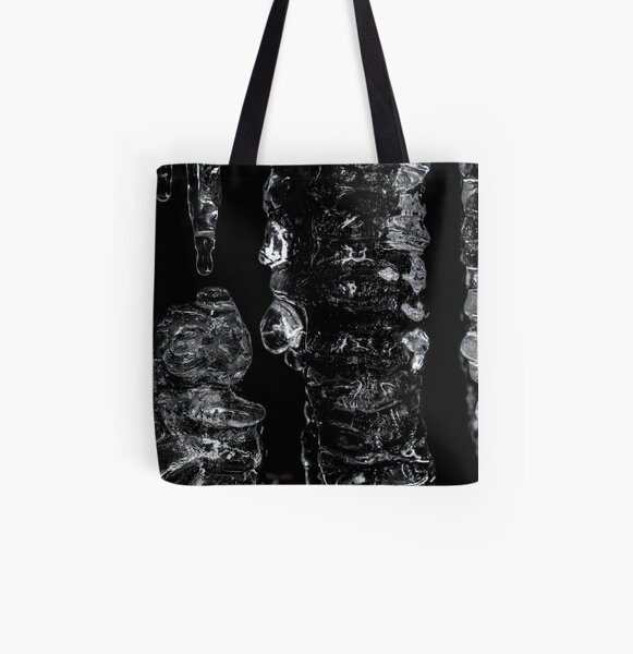 Cold All Over Print Tote Bag