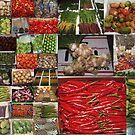 Sydney fresh food market  by Tom McDonnell