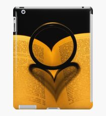 Romantic Novel iPad Case/Skin