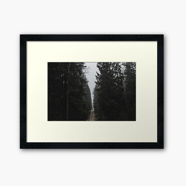 Passage XI Framed Art Print