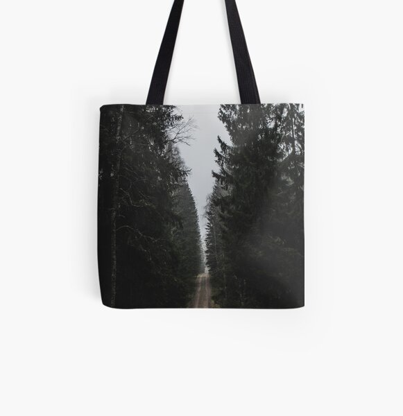 Passage XI All Over Print Tote Bag
