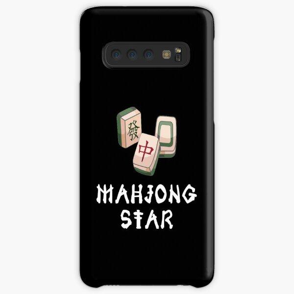 Mahjong Star Samsung Galaxy Snap Case