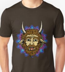 Manticore takes  a critical hit - cutout Unisex T-Shirt