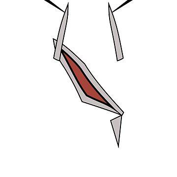 Gladion Hoodie Design - Pokemon Sun & Moon by AdLink