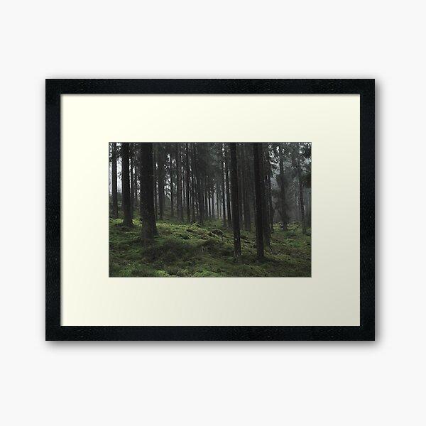 Untouched VI Framed Art Print