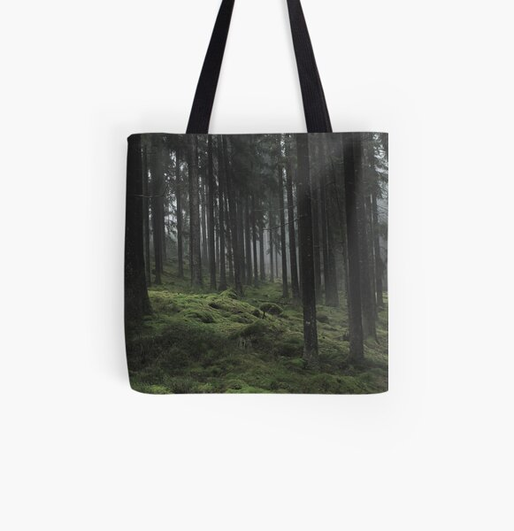 Untouched VI All Over Print Tote Bag