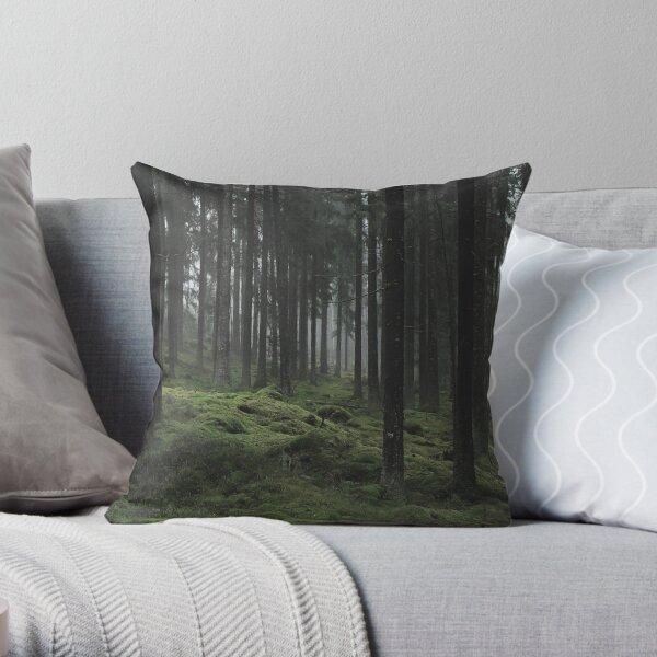 Untouched VI Throw Pillow