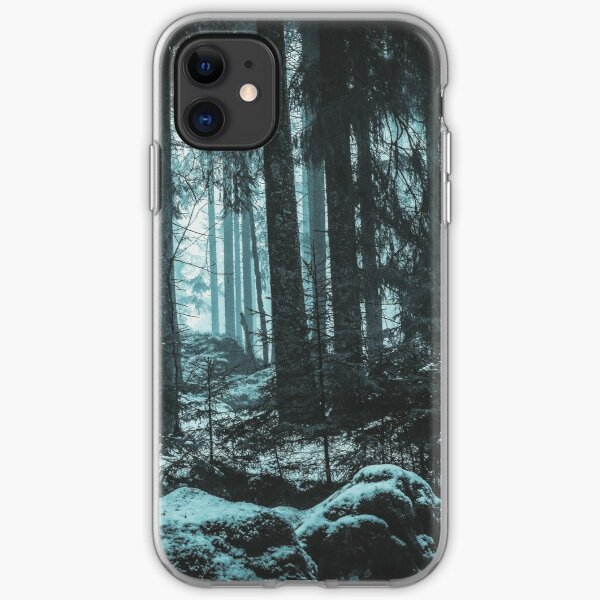 Untouched VIII iPhone Soft Case