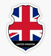 United Kingdom Symbol Sticker
