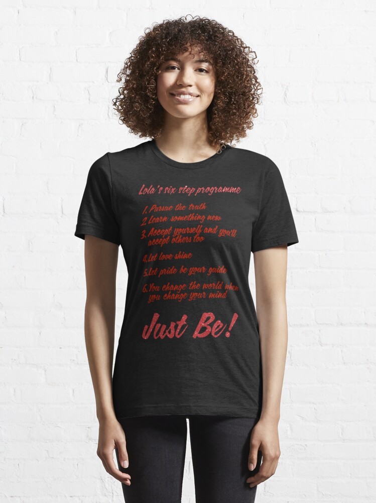 Alternate view of The Kinky Boots Secret to Success Essential T-Shirt