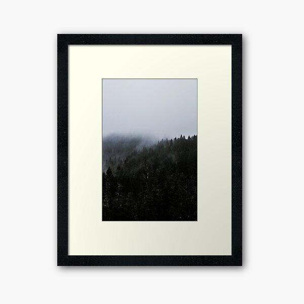 Where Ghosts Gather Framed Art Print