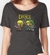 The Legend of dance fitness  Women's Relaxed Fit T-Shirt