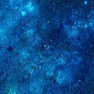 Deep Blue Galaxy by tropicalsamuelv