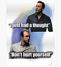 Hawaii Five-0 Quote Poster