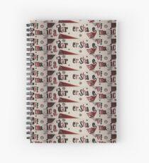 A darker shade of magic inspired! (V. E Schwab)  Spiral Notebook