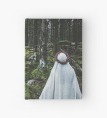 Winter Witch V Hardcover Journal