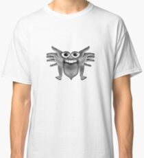 Body Part Monster Illustration Classic T-Shirt
