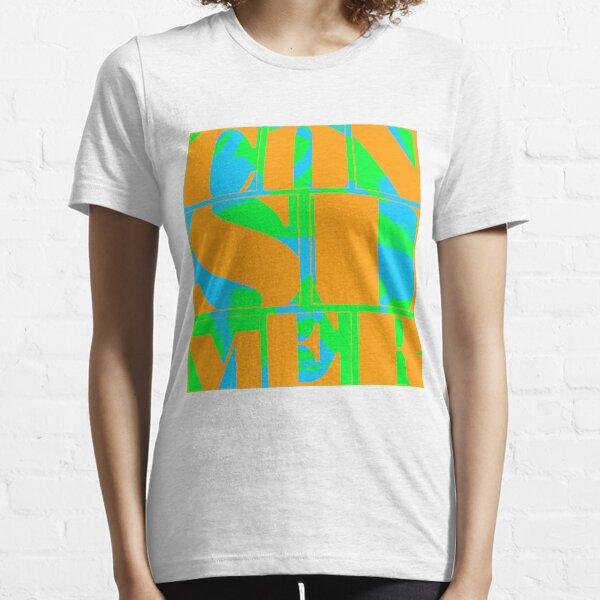 Consumer (Polly Styrene) Essential T-Shirt