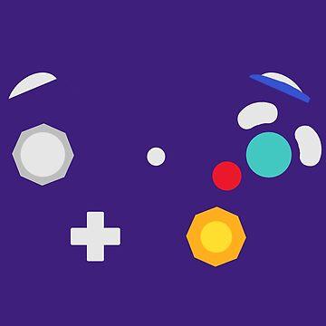 GameCube Controller by Natios