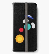 GameCube Controller iPhone Wallet/Case/Skin