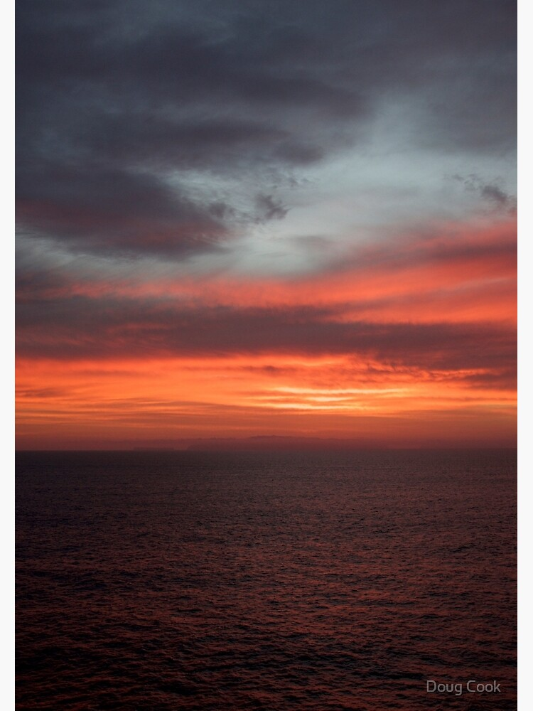Sunrise Madeira by DougCook