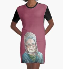 Mujer portuguesa Vestido camiseta
