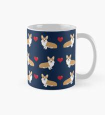 Corgi valentines day gifts for welsh corgi owner heart corgis must have valentines day gifts for pet lover Mug
