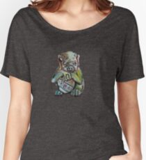 Gargola Camiseta ancha para mujer