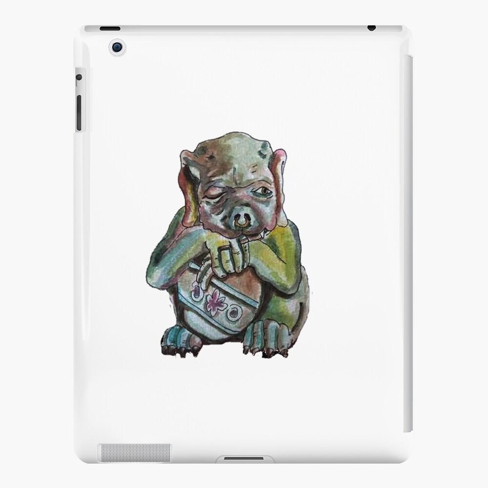 Gargola Funda y vinilo para iPad