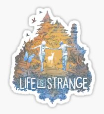 LIFE IS STRANGE Sticker