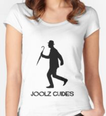 Joolz Guides Official Merchandise Women's Fitted Scoop T-Shirt