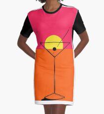 Vestido camiseta Pop Art Martini 2 sin fin