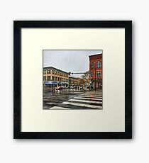 Northampton Framed Print