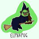 «Elphapug» de jennisney