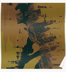Deus Ex Mankind Divided v2 Poster