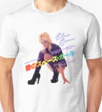 CHERIE CURRIE The Runaways  Unisex T-Shirt