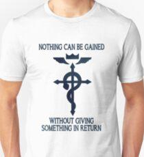 Fullmetal Alchemist - First Law Unisex T-Shirt