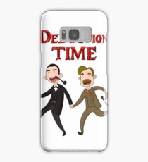 Deduction Time Samsung Galaxy Case/Skin