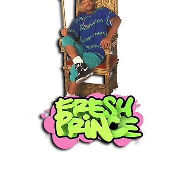 Fresh Prince of Bel Air by gilbertop